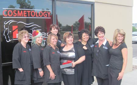 IntelliTec College of Pueblo - Cosmetology Grand Opening