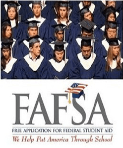 Do you qualify for more student aid? Fill out the FAFSA every year!