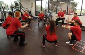 Your energy and positive attitude are just the right combination to build a successful career as a personal trainer.