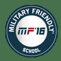 Military Friendly School logo