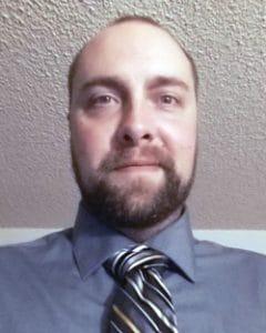 IntelliTec Medical Assistant graduate Nathan Farris