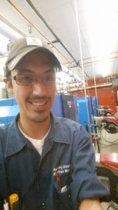 Daniel Kindred-HVAC Grad Success Story
