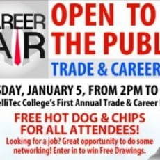 Grand Junction Students & Public Invited to Meet with Local Companies & Hiring Managers at IntelliTec College Trade & Career Day