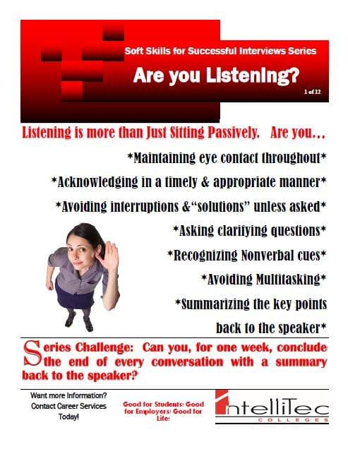 Soft Skills fo Interview PDF