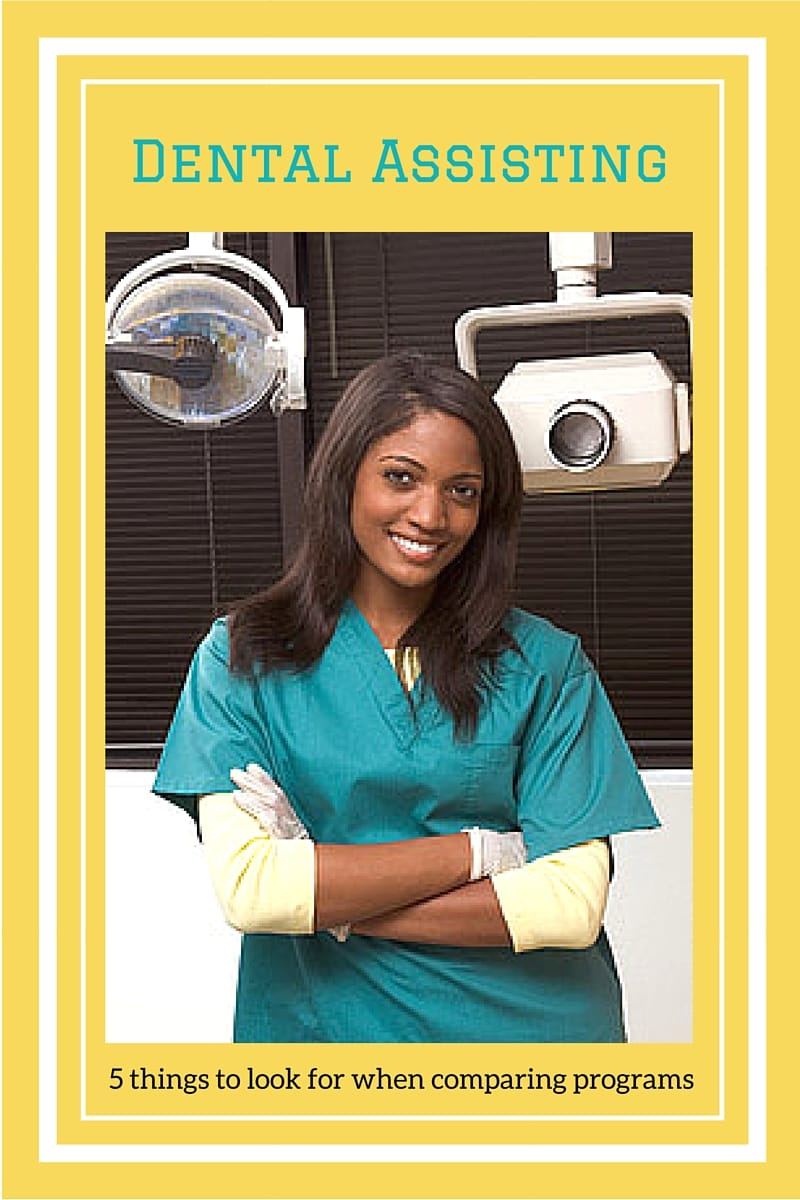 Dental Assisting Training Programs - 5 things you should learn