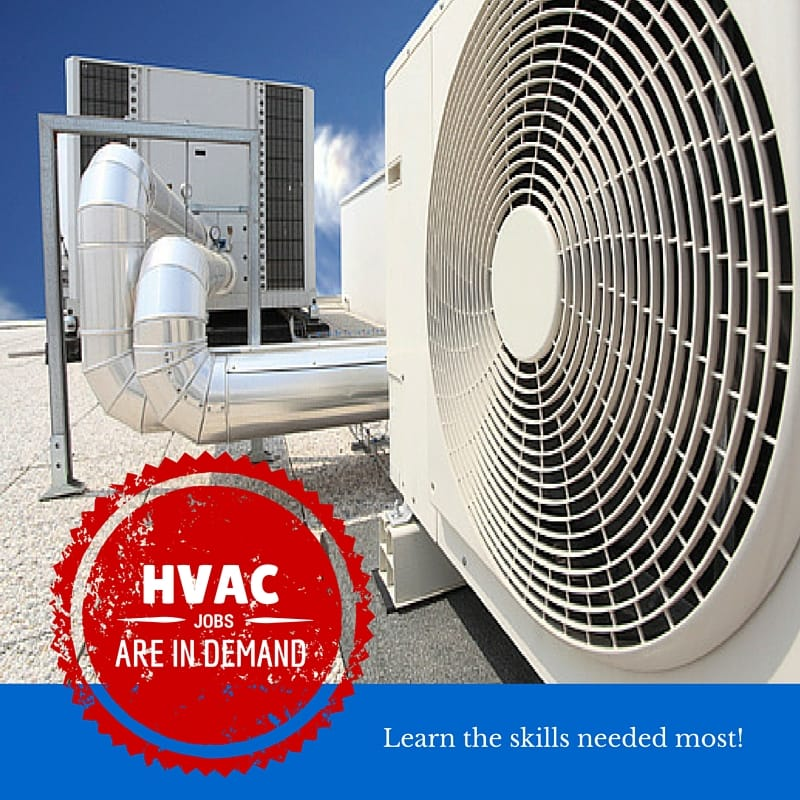 HVAC jobs are in demand. Learn what skills are most needed.