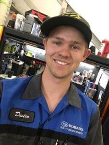 Dustin Cooper Automotive Technician Graduate Success Story - IntelliTec College in Grand Junction