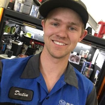 Dustin Cooper Automotive Technician Graduate Success Story - IntelliTec College in Grand Junction