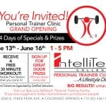 IntelliTec College in Colorado Springs to Give Free Fitness Assessments & More During its Personal Training Clinic Grand Opening: June 13-16