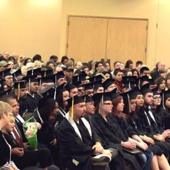 Hats Off to Colorado Springs campus graduates!