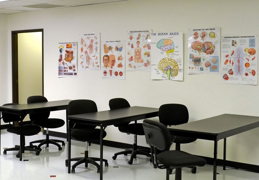 Medical Assistant Small Classroom Settings In Colorado Springs Provide Current Visual Aids