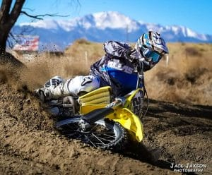 Colorado Springs Personal Trainer graduate Brett Stralo - Motorcross athlete