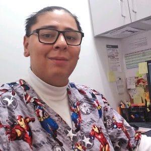 Michael Ybarra - Medical Assistant at Sangre de Cristo Internal Medicine (SDCIM) in Pueblo, CO.