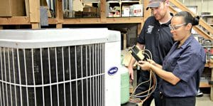 HVAC and HVACR technicians are in high demand. In fact, in Colorado, more than 1,000 new HVAC job openings are expected to be added by 2017.