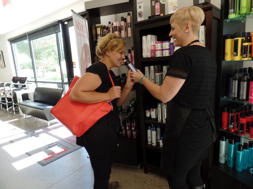 Beauty Products Cosmetology Business and Sales Skills Training