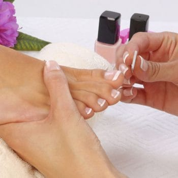 Train to become a Manicurist or Pedicurist.