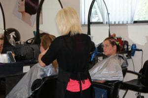 IntelliTec College's student cosmetologists in Grand Junction and Pueblo