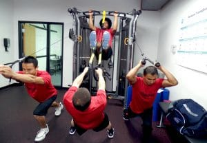 Personal Trainer Strength Classes NASM Workshop