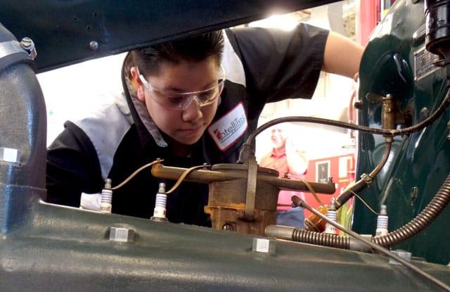 Automotive Technician Training Program at IntelliTec College