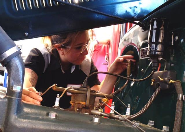 automotive technician careers