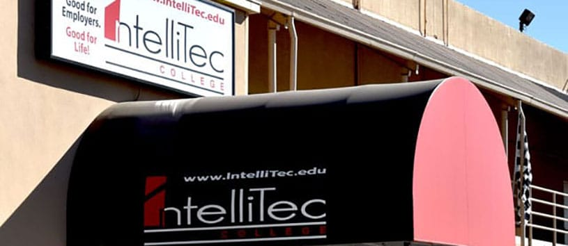 IntelliTec College Albuquerque Campus exterior